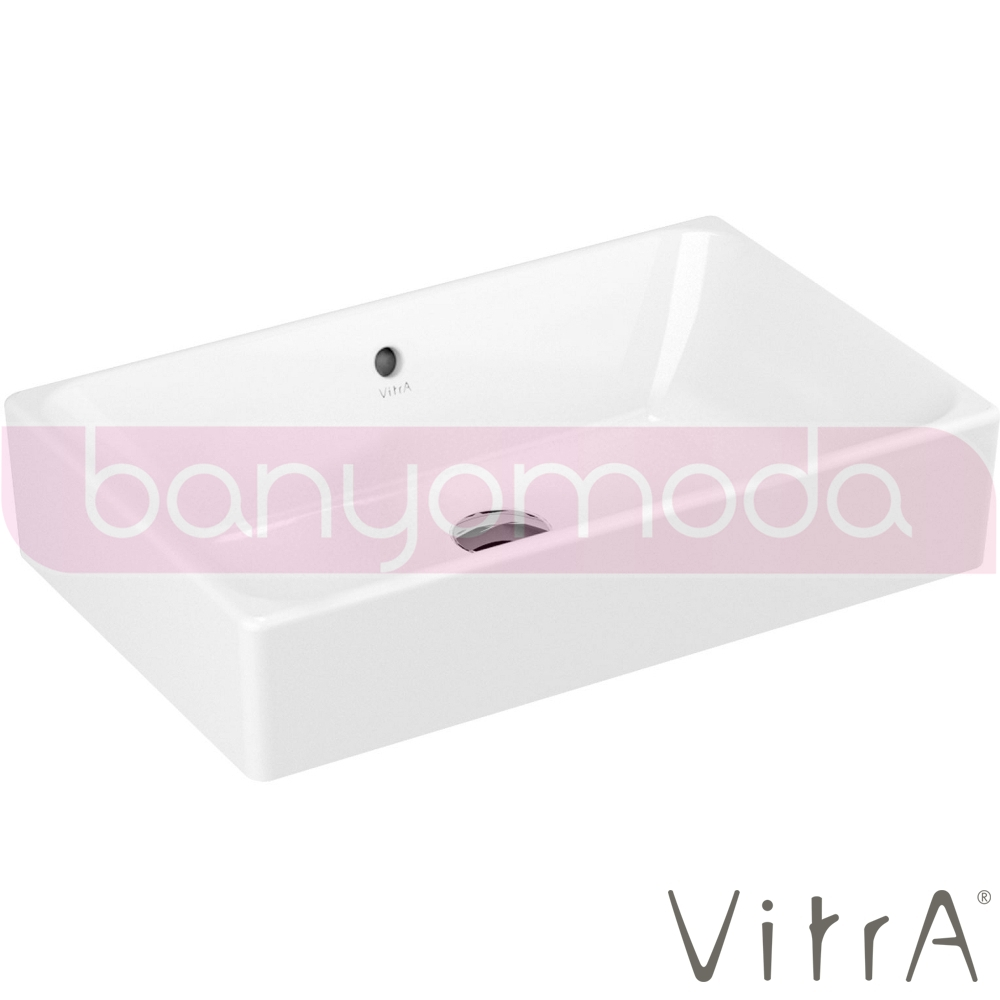 vitra nuo anak lavabo 60 cm 4434b003 0012 online sat banyomarka. Black Bedroom Furniture Sets. Home Design Ideas