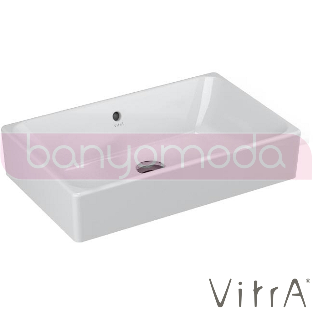 vitra nuo anak lavabo 60 cm 4434b003 0016 online sat banyomarka. Black Bedroom Furniture Sets. Home Design Ideas