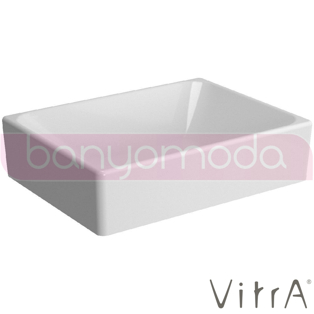 vitra nuo anak lavabo 50 cm 4436b003 0016 online sat banyomarka. Black Bedroom Furniture Sets. Home Design Ideas