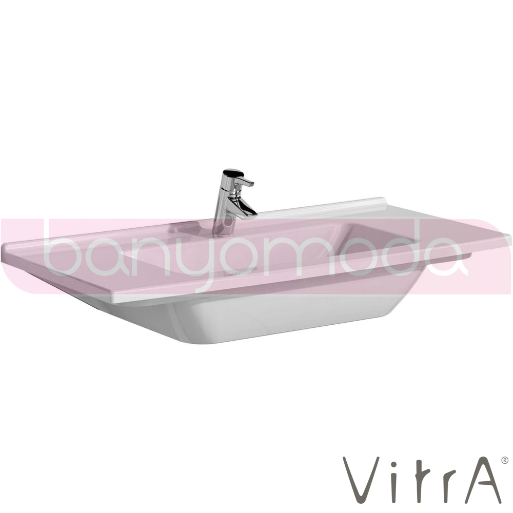 vitra s50 etajerli lavabo 120 cm 5480b003 0001 online. Black Bedroom Furniture Sets. Home Design Ideas