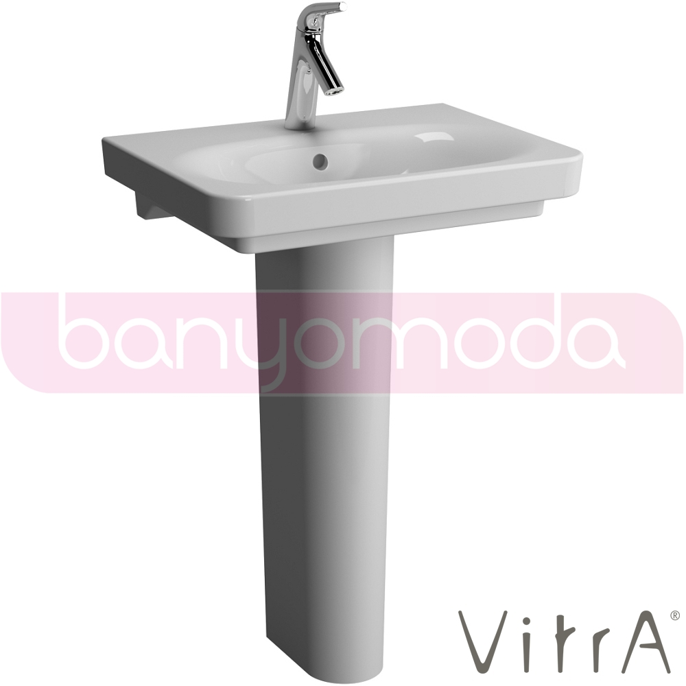 vitra nest lavabo 60 cm 5681b003 0001 online sat banyomarka. Black Bedroom Furniture Sets. Home Design Ideas