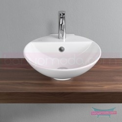 Vitra - Vitra Options Çanak Lavabo, 45 cm